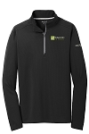 Mens Sport Wick Textured 1/4 Zip Pullover with your logo embroidered left chest and ICFA embroidered left sleeve.