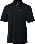 Mens Cutter & Buck DryTec Genre  Polo with Prevost embroidered logo.