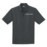 Mens Nike Dri-Fit Micro Pique Polo with Prevost embroidered logo.