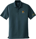 Mens Dry Zone® UV Micro-Mesh Polo with Embroidered Spartan Head logo