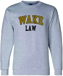 Champion - Double Dry Eco® Crewneck Sweatshirt with Wake Law embroidered full front