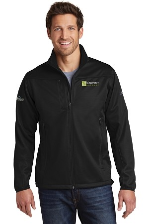 Mens Eddie Bauer Weather-Resist Soft Shell Jacket with your logo embroidered  left chest and ICFA embroidered ...