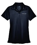 Ladies UltraClub Cool & Dry Sport Performance Interlock Polo with Embroidered Prevost logo.