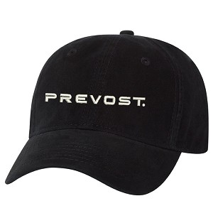 Authentic Headwear Unstructured Cap with Embroidered Prevost logo