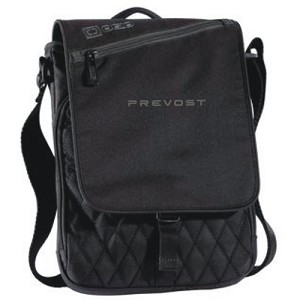 Ogio Module Sleeve with embroidered Prevost logo.