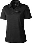 Ladies Cutter & Buck DryTec Genre  Polo with Prevost embroidered logo.