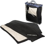 Sherpa Blanket with embroidered Prevost logo