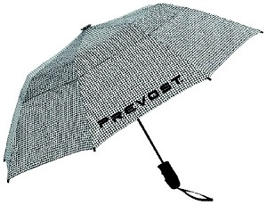 Urbanite Umbrella imprinted with Prevost logo