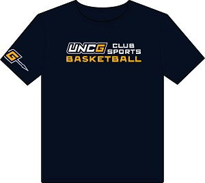 Basketball Navy T-shirt