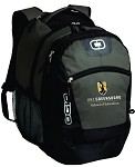 Ogio Rogue Pack with UNC Greensboro School of Education embroidered logo.