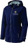 Ladies Northwest Slicker embroidered with UNC Greensboro School of Education logo.